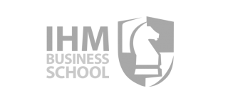 IHM Business Schools logotyp